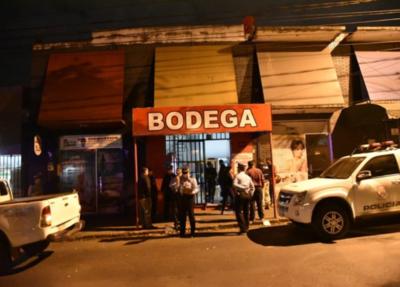 Supuesto caso de feminicidio en Asunción