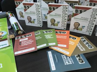 Escuelas indígenas y colegios agropecuarios recibirán kits interculturales