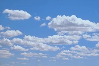 Ascenso de temperatura y bajas posibilidades de lluvias