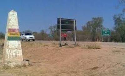 Paraguay y Bolivia realizan demarcación de frontera entre hito 1 y 5