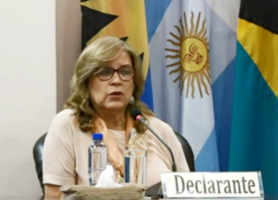 Fallo de la Corte Interamericana de DD.HH demuestra que Cristina Arrom mintió