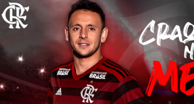 HOY / Flamengo ficha al lateral Rafinha, exjugador del Bayern Múnich