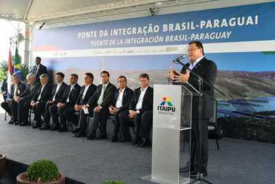 En 9 meses la Itaipu ejecutó  grandes obras en Alto Paraná