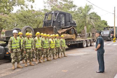 Iniciarán trabajos de demarcación de límites con Bolivia