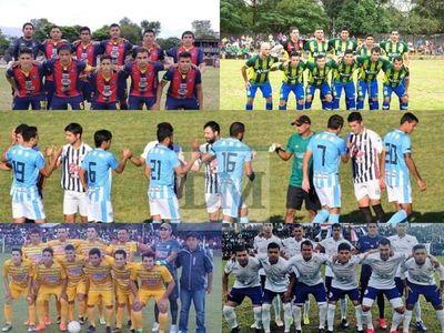 Misiones: Toda la actualidad de las cinco ligas de fútbol