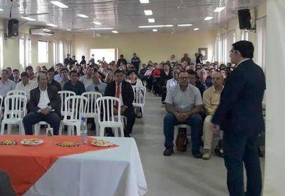 Presentan Cronograma Electoral y Desbloqueo en Paraguarí