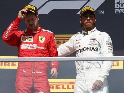 """Rosberg cree que la sanción a Vettel fue """"merecida"""""""