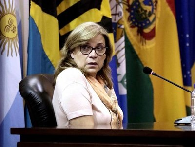 Ministro insiste con querella contra Arrom