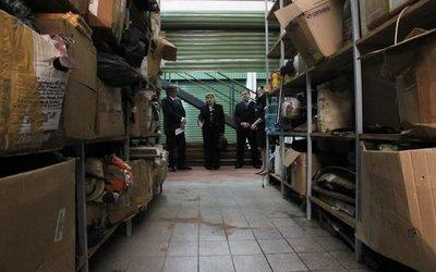 Corte dispone sumario por el robo a la bóveda del Palacio de Justicia de CDE