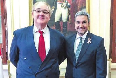 Vaesken dejó Añetete por falta de zoquetes en Itaipú