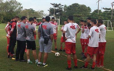 3 de Febrero ya piensa en el debut en la Copa Paraguay