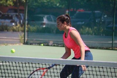 Montse se mete a la llave principal del ITF de Minsk