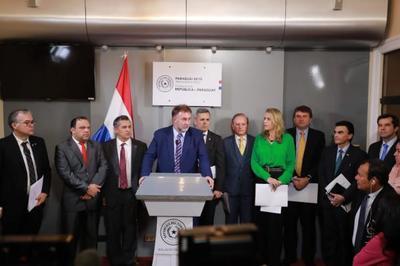 Ejecutivo anunció medidas para dinamizar la economía