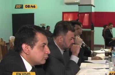 Se presentan alegatos finales en juicio a Alcides Oviedo