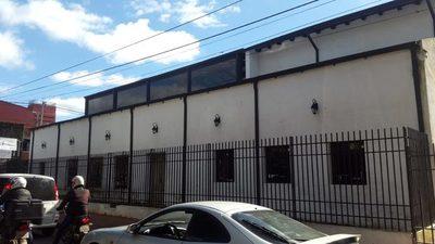 Cuenta Cuentistas Internacionales en San Lorenzo