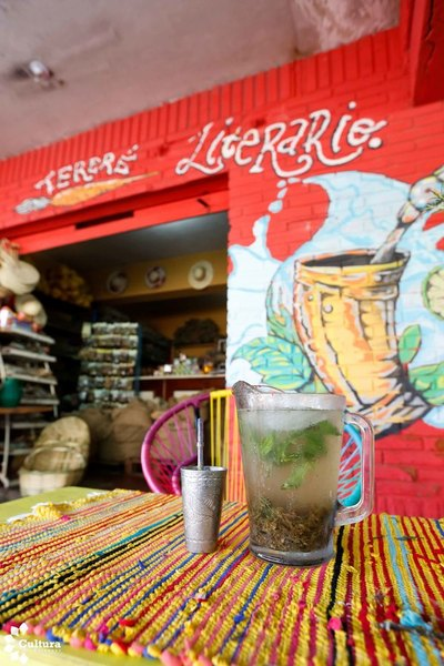 "Habilitarán ""Centro Cultural Tereré Literario"" para salvaguardar la bebida ancestral"