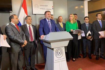 Paquete del Gobierno incluirá decretos, leyes y reprogramaciones