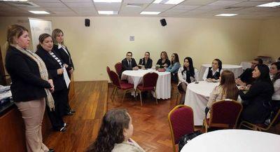 Inician taller sobre unificación de criterios para mediadores