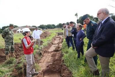 Continúan trabajos arqueológicos en Campamento Cerro León