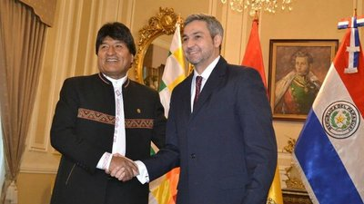 Paraguay y Bolivia acordarán proyectos de fortalecimiento comercial