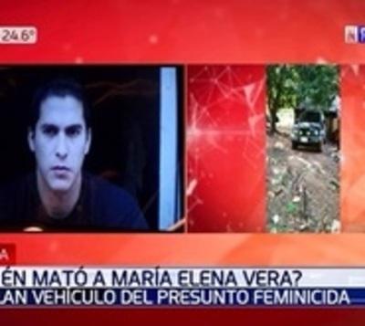 Hallan auto con el que huyó presunto feminicida