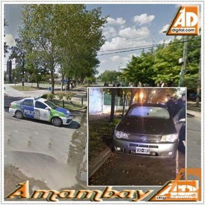 Una policía mató a balazos a sus hijos de 4 y 7 años y se suicidó en un auto frente a una plaza de Merlo