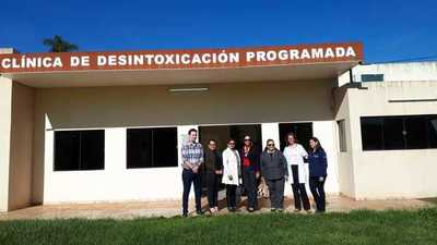 Buscan apoyo para funcionamiento del Centro de Rehabilitación de Adictos en CDE