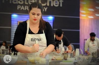 Eugenia Aquino cocinó en MasterChef