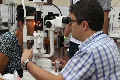 Ministerio de Salud brindará atención oftalmológica en Cerrito