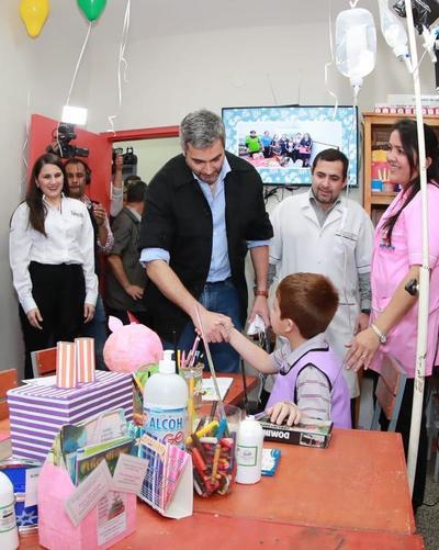 Autoridades inauguran parque sanitario en Capitán Miranda