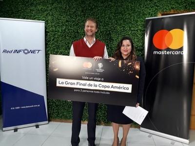 La promoción 'Copa América de Mastercard' ya tiene a sus ganadores