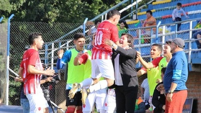 General Caballero de Luque gana y avanza en Copa Paraguay