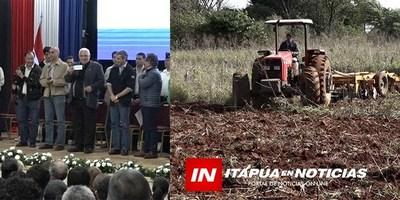 PROYECTO ÑEMITY RECIBE APORTE DE GS. 3.000 MILLONES PARA SU EJECUCIÓN.