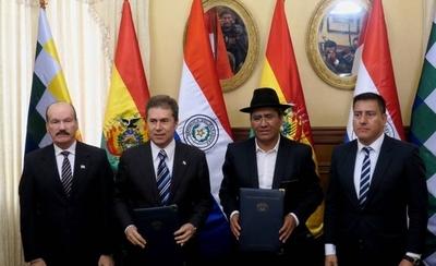 HOY / Paraguay y Bolivia preparan  plan militar contra crimen y   cambio climático en frontera
