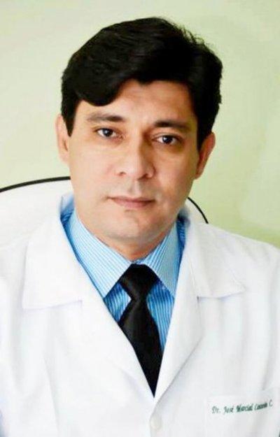 Sicario asesina a tiros a un médico frente al IPS de Pedro Juan Caballero