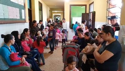 Centro de Salud de Loreto está superado en capacidad