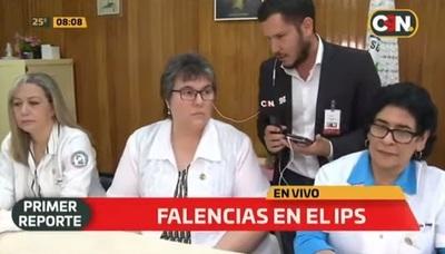 IPS activa plan de contingencia por aumento de casos de males respiratorios