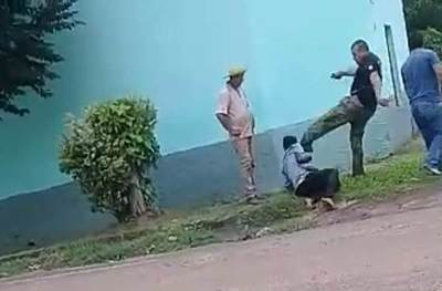 Loreteños piden reposición de jefe policial, apartado por supuesto abuso de poder