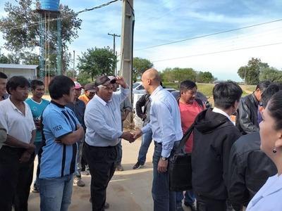 Ministro de Salud anuncia construcción de cuatro USF en Irala Fernández