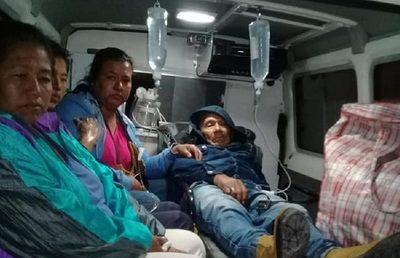 Salud: más traslados de urgencia exitosos en el Chaco
