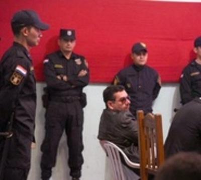 Alcides Oviedo es condenado a 40 años de cárcel