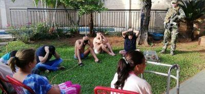 SENAD INCAUTA 457 KILOS DE COCAÍNA EN PRESIDENTE HAYES