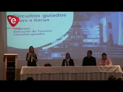 PRESENTAN AGENDA DE ACTIVIDADES PARA VACACIONES DE INVIERNO EN ENCARNACIÓN
