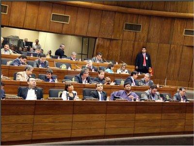 Media sanción para proyecto que impide a legisladores ser rectores