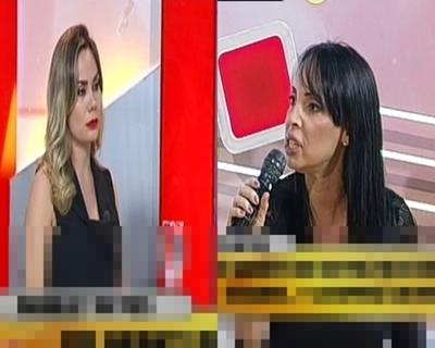 """Shirley Reyes a Dahiana: """"Estás a la defensiva por lo que te pasó"""""""