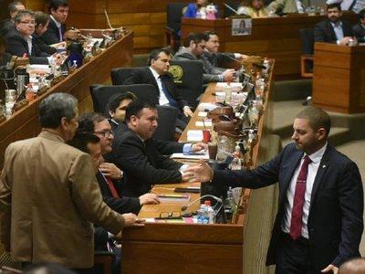 Diputados dejan sesión sin cuórum antes de tratar salario para el trabajo doméstico