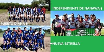 El Chaco sin representantes en la siguiente ronda de la Copa Paraguay