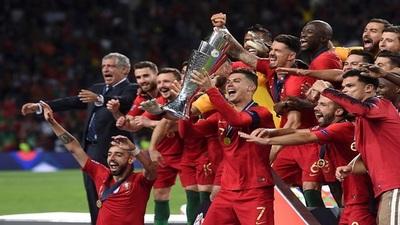 Portugal gana su segundo título en la historia
