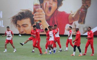 Perú partió a Brasil