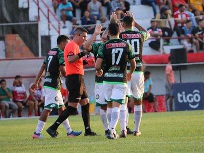 El decimocuarto clasificado en la Copa Paraguay